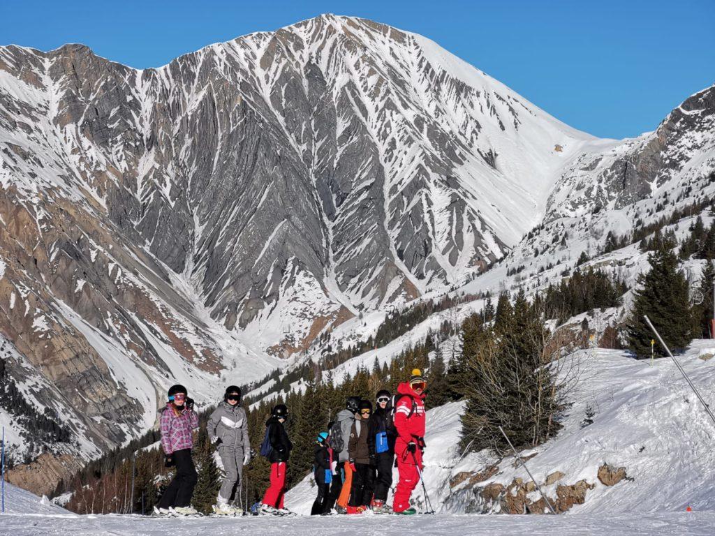 ski dams